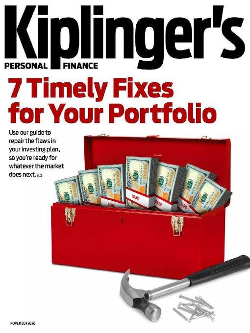 Title details for Kiplinger's Personal Finance by Kiplinger - Available