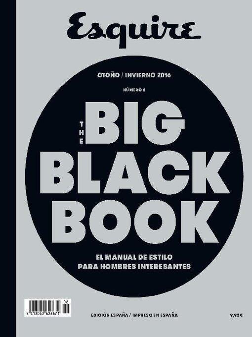 The big black book-espa©ła
