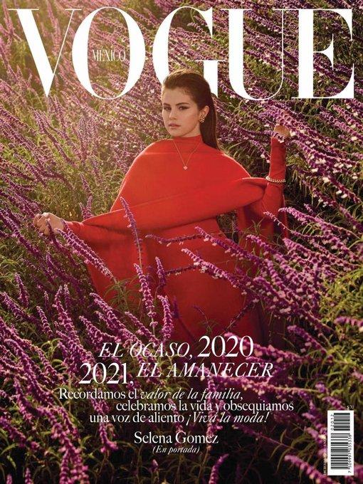Title details for Vogue Mexico by Conde Nast de Mexico SA de CV  - Available