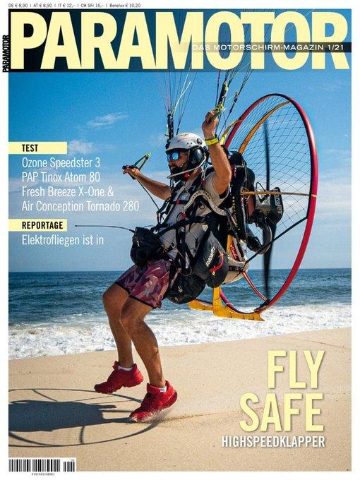 Paramotor magazin