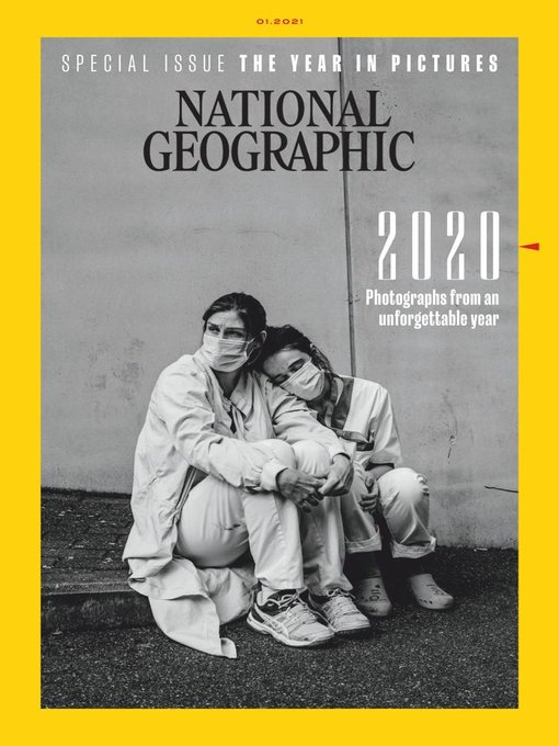 Title details for National Geographic Magazine - UK by National Geographic Society - Available