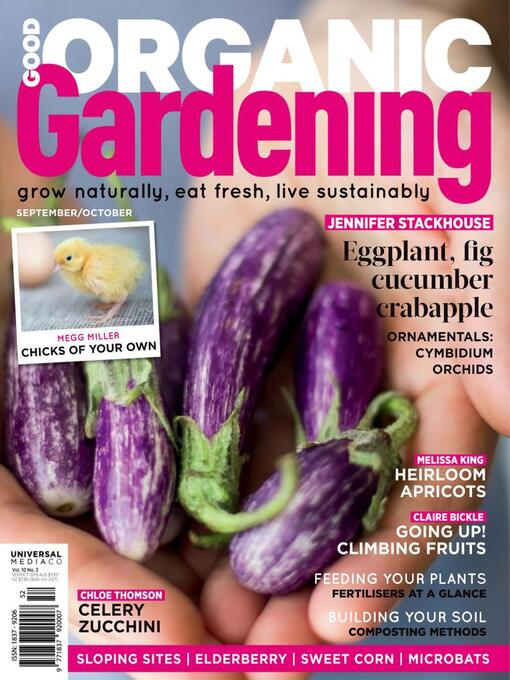 Title details for Good Organic Gardening by Universal Wellbeing PTY Limited - Available