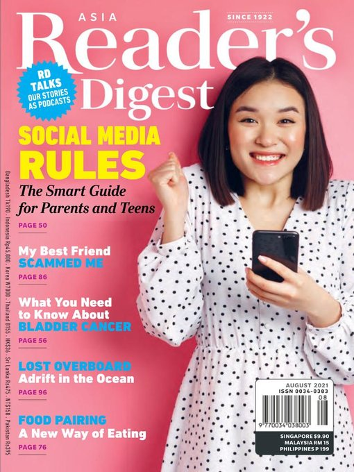 Title details for Reader's Digest Asia (English Edition) by Direct Publishing Australia PTY LTD - Available