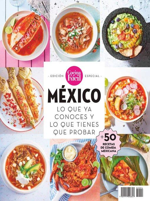 Title details for Cocina Fácil by Editorial Televisa SA de CV - Available