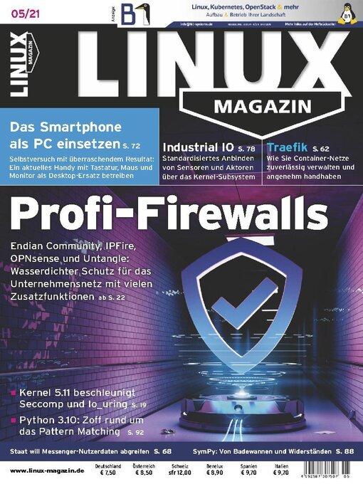 Linux magazin germany