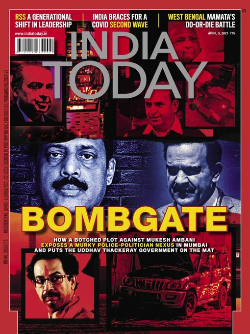 Title details for India Today by Living Media India Limited - Available