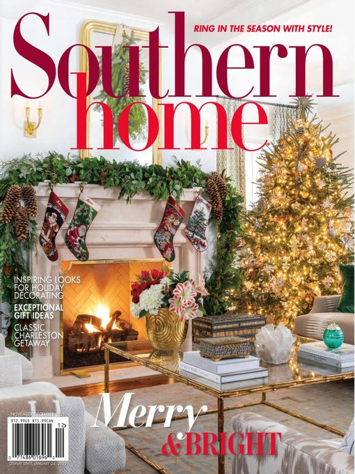 Title details for Southern Home by Hoffman Media - Available