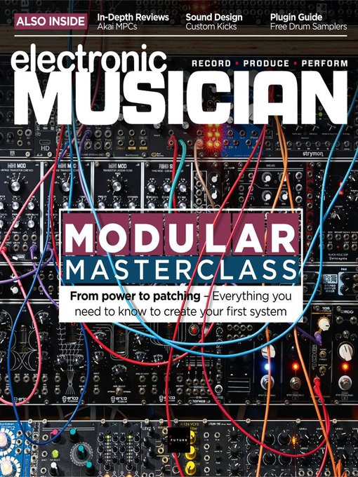 Title details for Electronic Musician by Future Publishing Limited US - Available