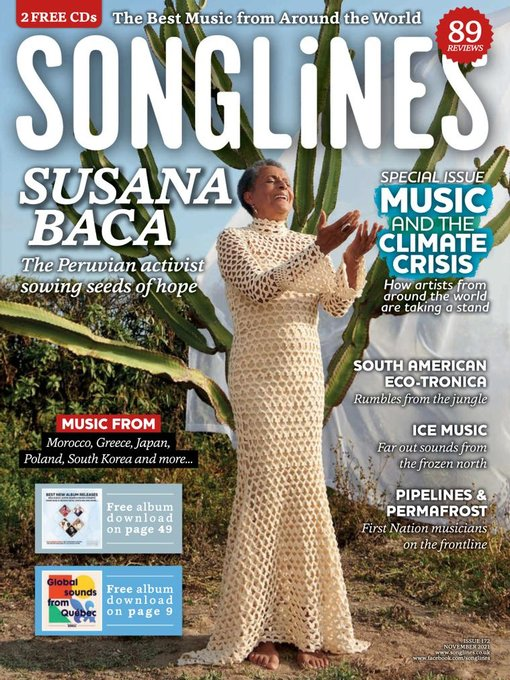 Title details for Songlines by Mark Allen Business & Leisure - Available