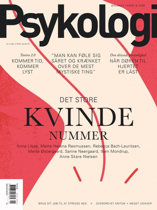 Title details for Psykologi by Aller Media A/S - Available
