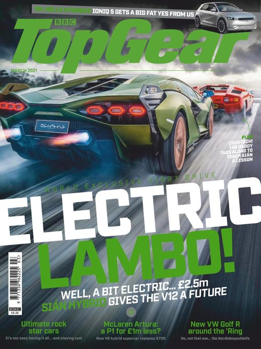 Title details for BBC Top Gear Magazine  by BBC Worldwide Limited - Available