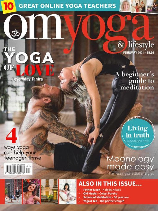 Title details for OM Yoga & Lifestyle by Prime Impact - Available