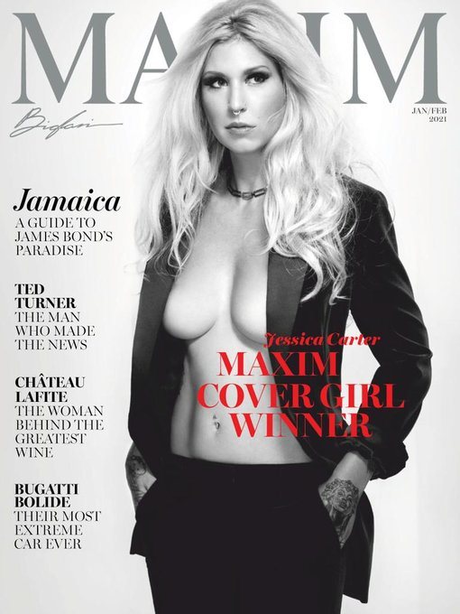 Title details for Maxim by Maxim Inc. - Available