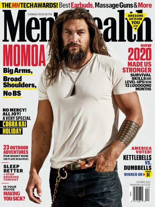 Title details for Men's Health by Hearst - Available