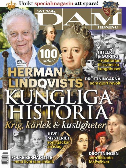 Specialtidning från svensk damtidning!