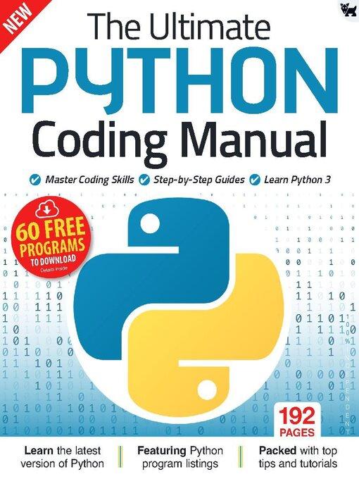 The Python Coding Manual