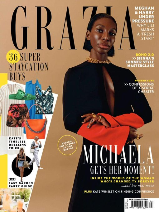 Title details for Grazia by H BAUER PUBLISHING LIMITED - Available