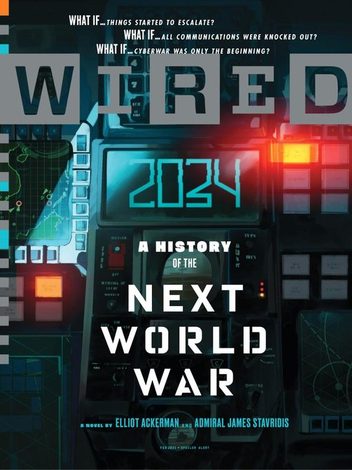 Title details for WIRED by Conde Nast US - Available
