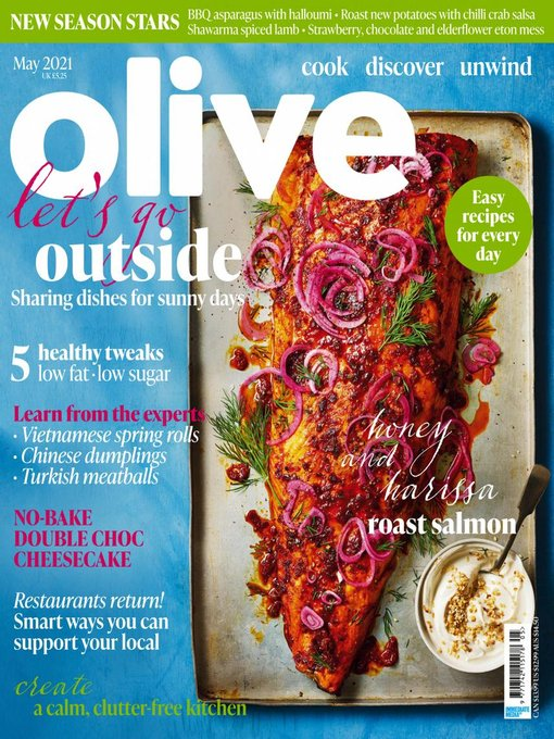Title details for Olive Magazine by Immediate Media Company London Limited - Available