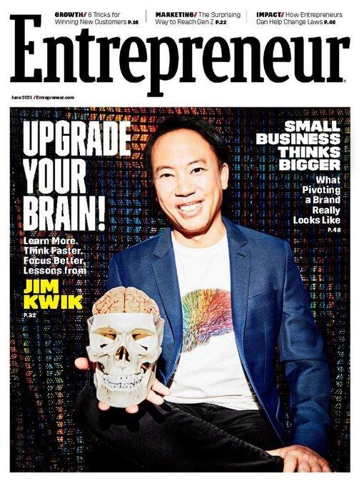 Title details for Entrepreneur Magazine by Entrepreneur Media Inc. - Available