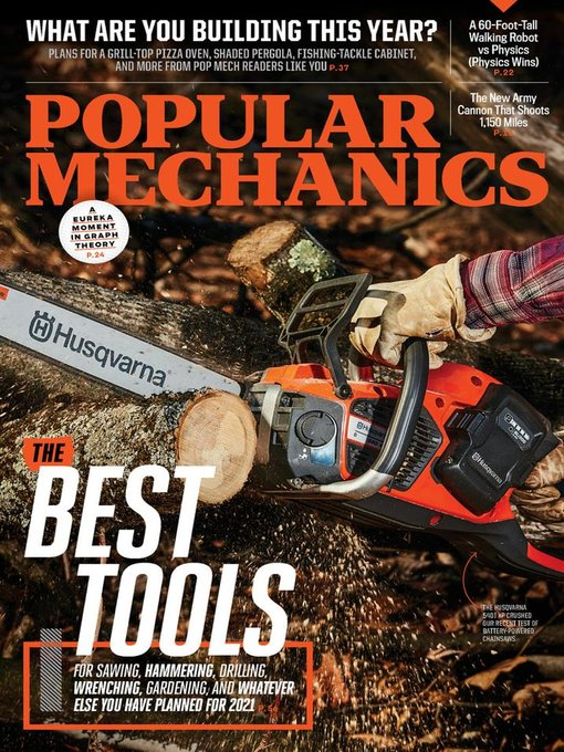 Title details for Popular Mechanics by Hearst - Available