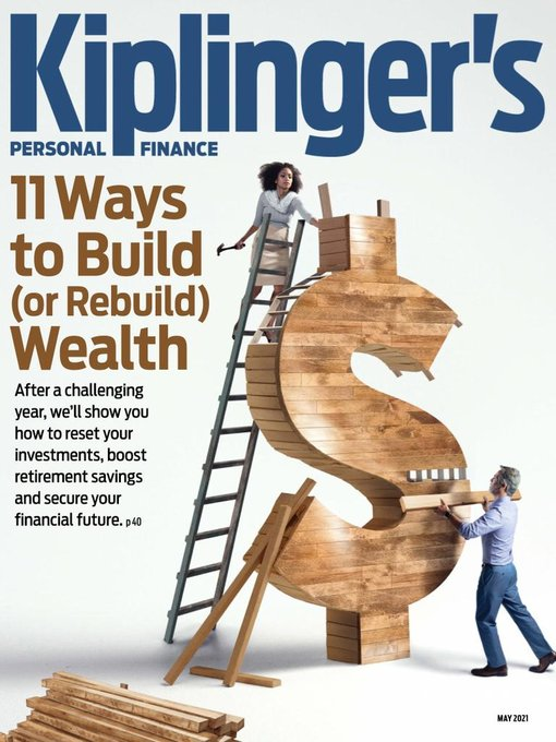 Title details for Kiplinger's Personal Finance by Kiplinger - Available