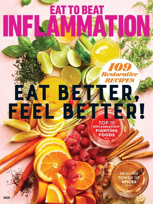 Title details for Eat to Beat Inflammation by Meredith Corporation - Available