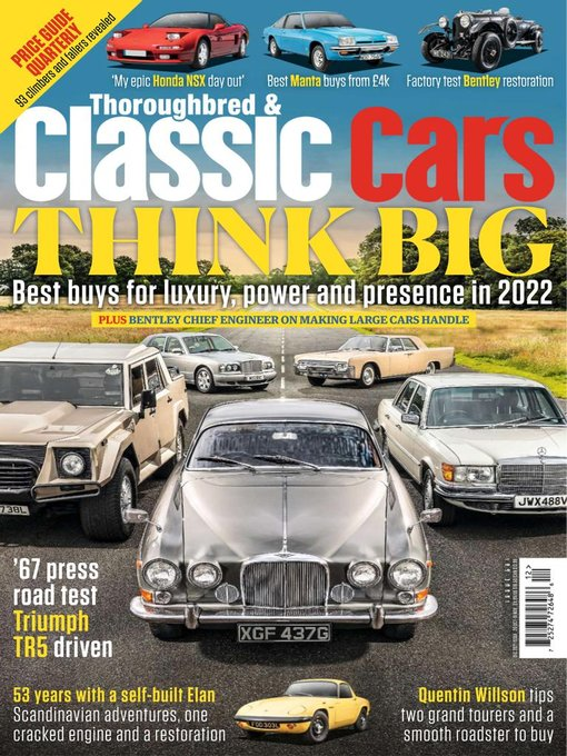 Title details for Classic Cars by H BAUER PUBLISHING LIMITED - Available