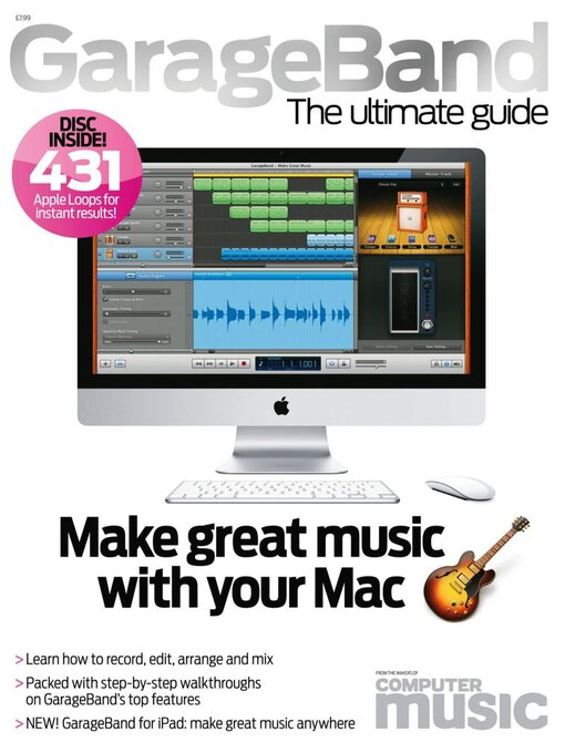 Title details for GarageBand – The Ultimate Guide  by Future Publishing Ltd - Available