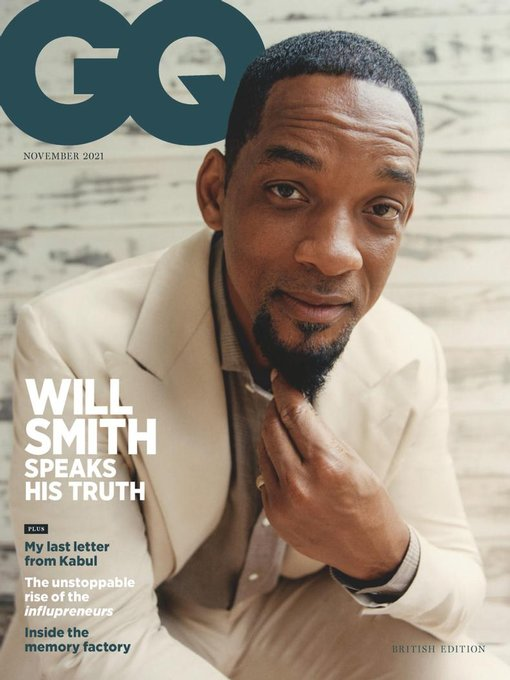 Title details for British GQ by Conde Nast Publications Ltd - Available