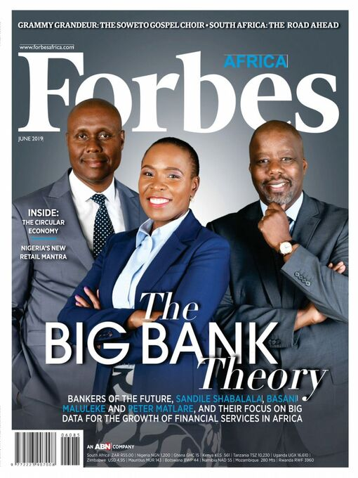 Title details for Forbes Africa by ABN Publishing Pty Ltd (trading as Forbes Africa) - Available