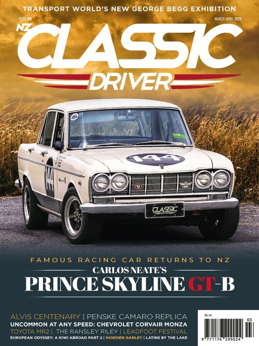 Title details for Classic Driver by RNR Publishing Ltd - Available