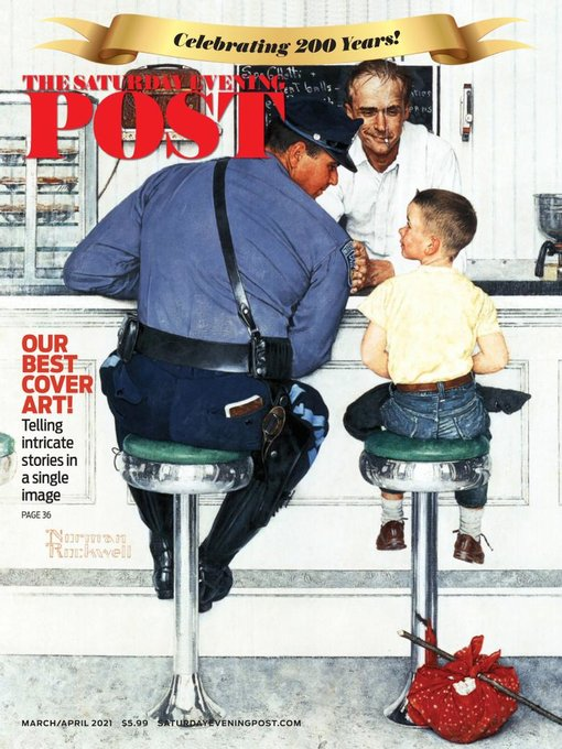 Title details for The Saturday Evening Post by The Saturday Evening Post Society - Available