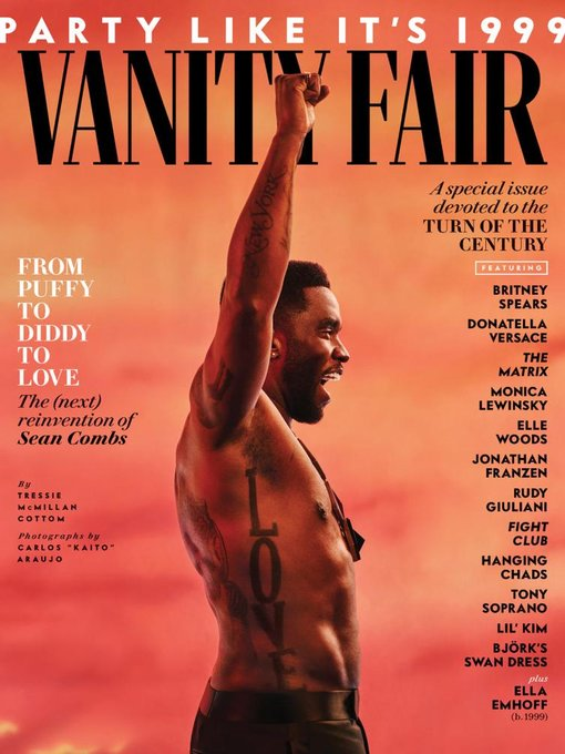 Title details for Vanity Fair by Conde Nast US - Available