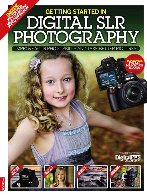 Title details for Getting Started in DSLR Photography by Dennis Publishing UK - Available