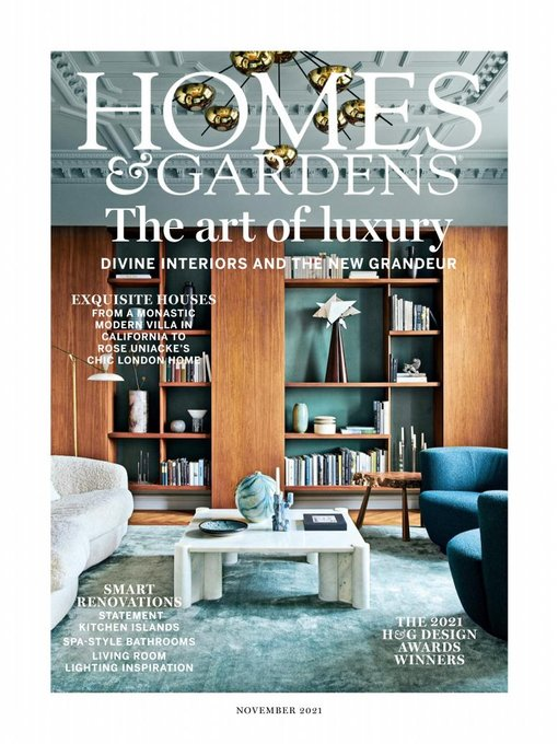 Title details for Homes & Gardens by Future Publishing Ltd - Available