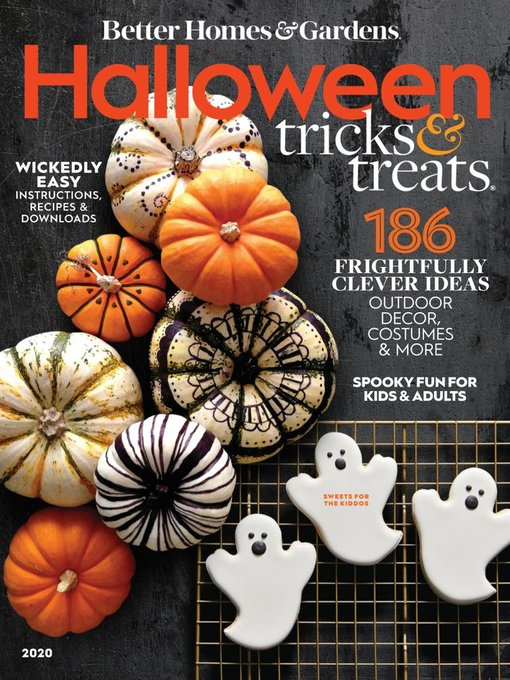 Title details for Halloween Tricks & Treats by Meredith Corporation - Available