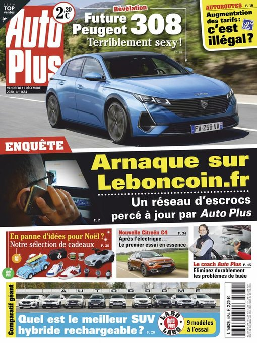 Title details for Auto Plus France by Societe EMAS - Available