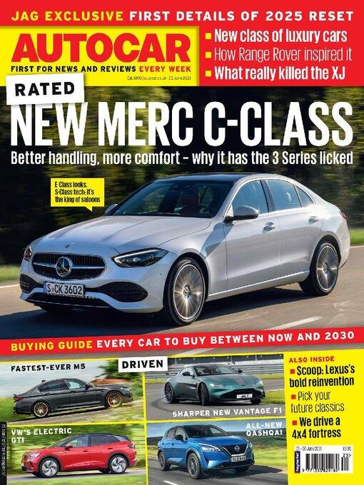 Title details for Autocar by Haymarket Media Group Ltd - Available