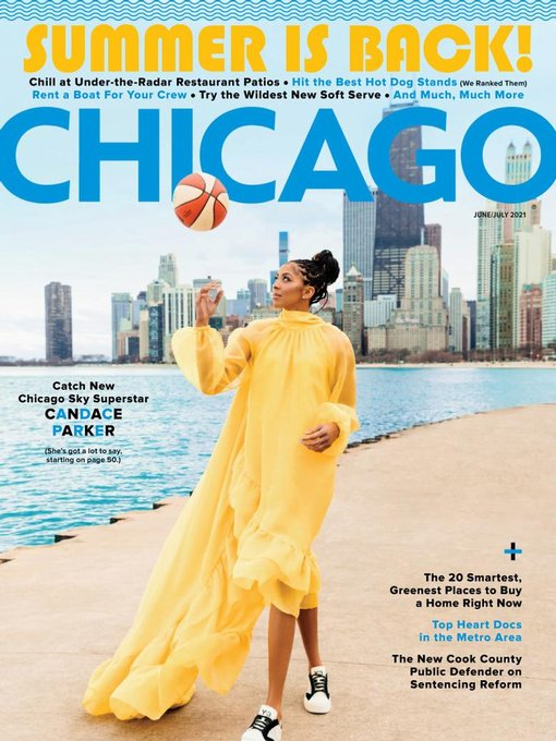 Title details for Chicago magazine by Chicagoland Publishing Company - Available