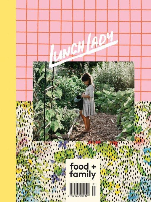 Lunch Lady Magazine