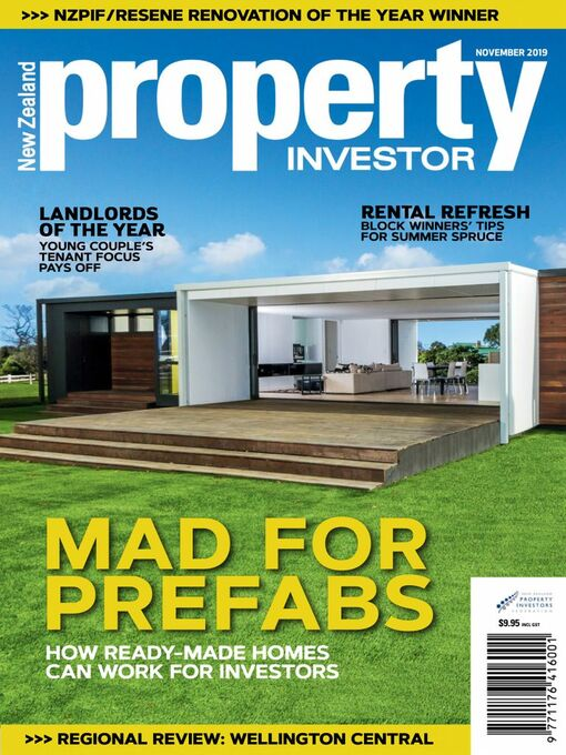 Title details for NZ Property Investor by NZ Property Investor Magazine Ltd - Available