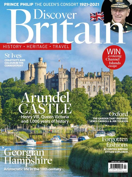 Title details for Discover Britain by Chelsea Magazine - Available