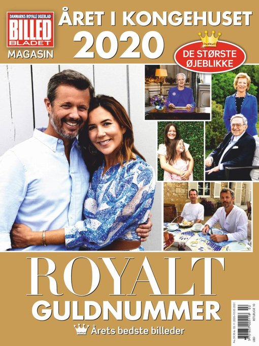 Billed-bladet royal