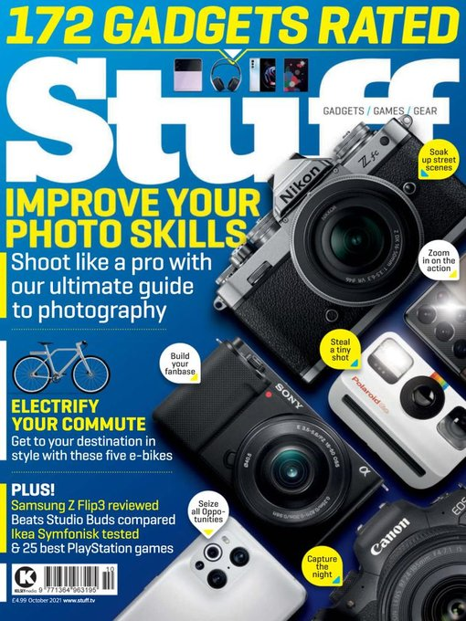 Title details for Stuff UK by Kelsey Publishing Group - Available