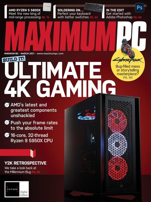 Title details for Maximum PC by Future Publishing Limited US - Available