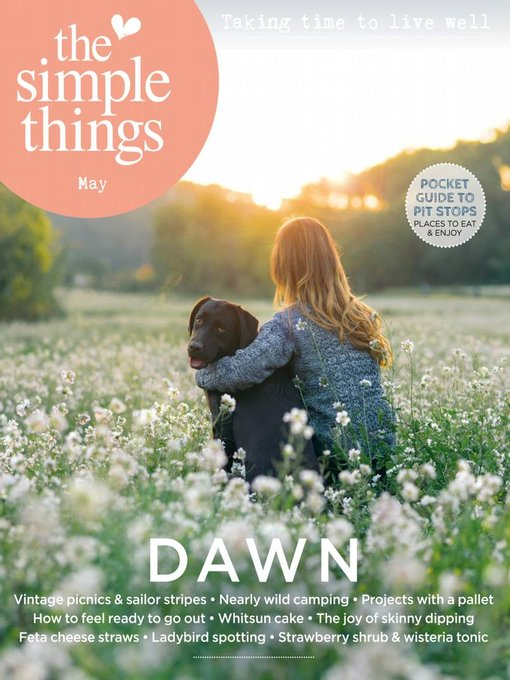 Title details for The Simple Things by Iceberg Press Limited - Available