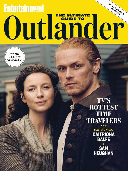 Title details for EW The Ultimate Guide to Outlander by Meredith Corporation - Available