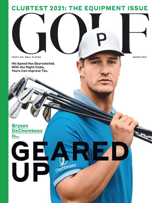 Title details for Golf Magazine by EB Golf Media - Available