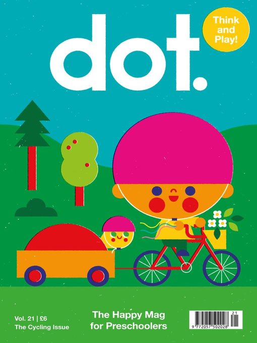 Title details for DOT Magazine by Oksar Ltd - Available